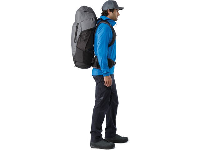 Arcteryx bora ar 63 backpack men titanium campz.de